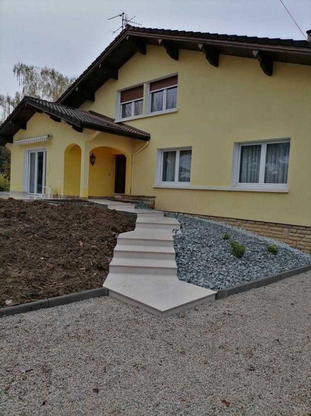 Achat maison 7chambres 180m² - Exincourt