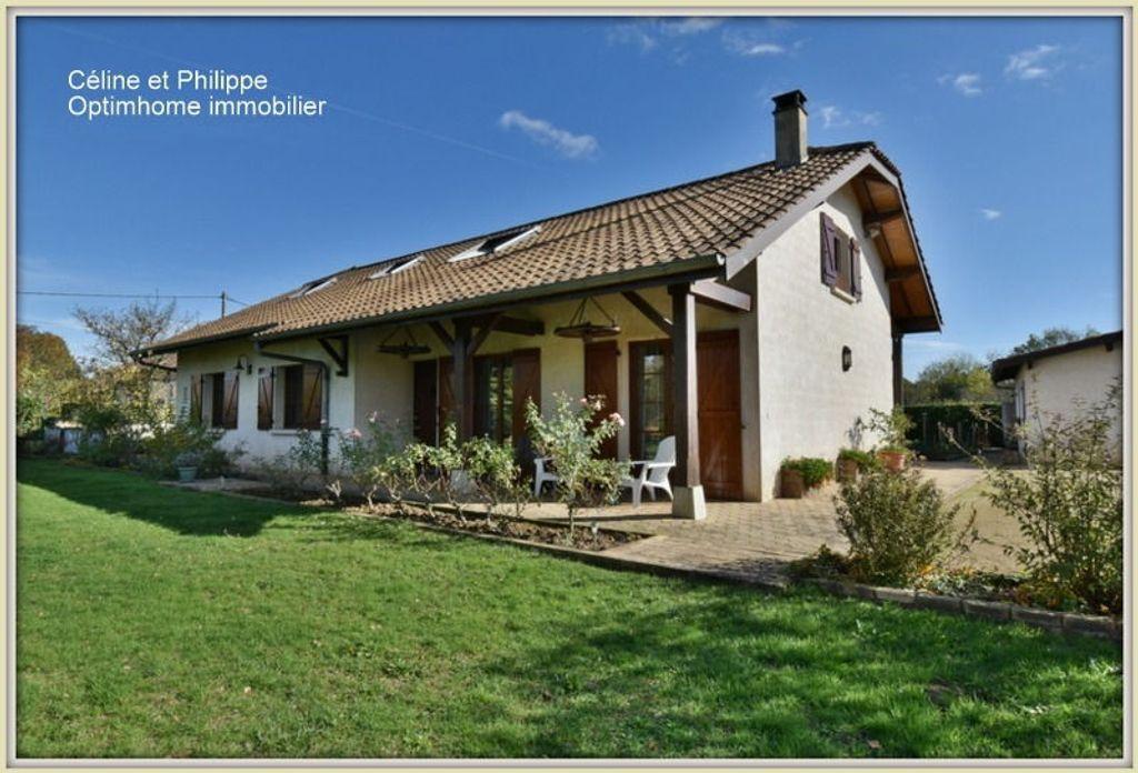 Achat maison 4chambres 185m² - Bourg-en-Bresse