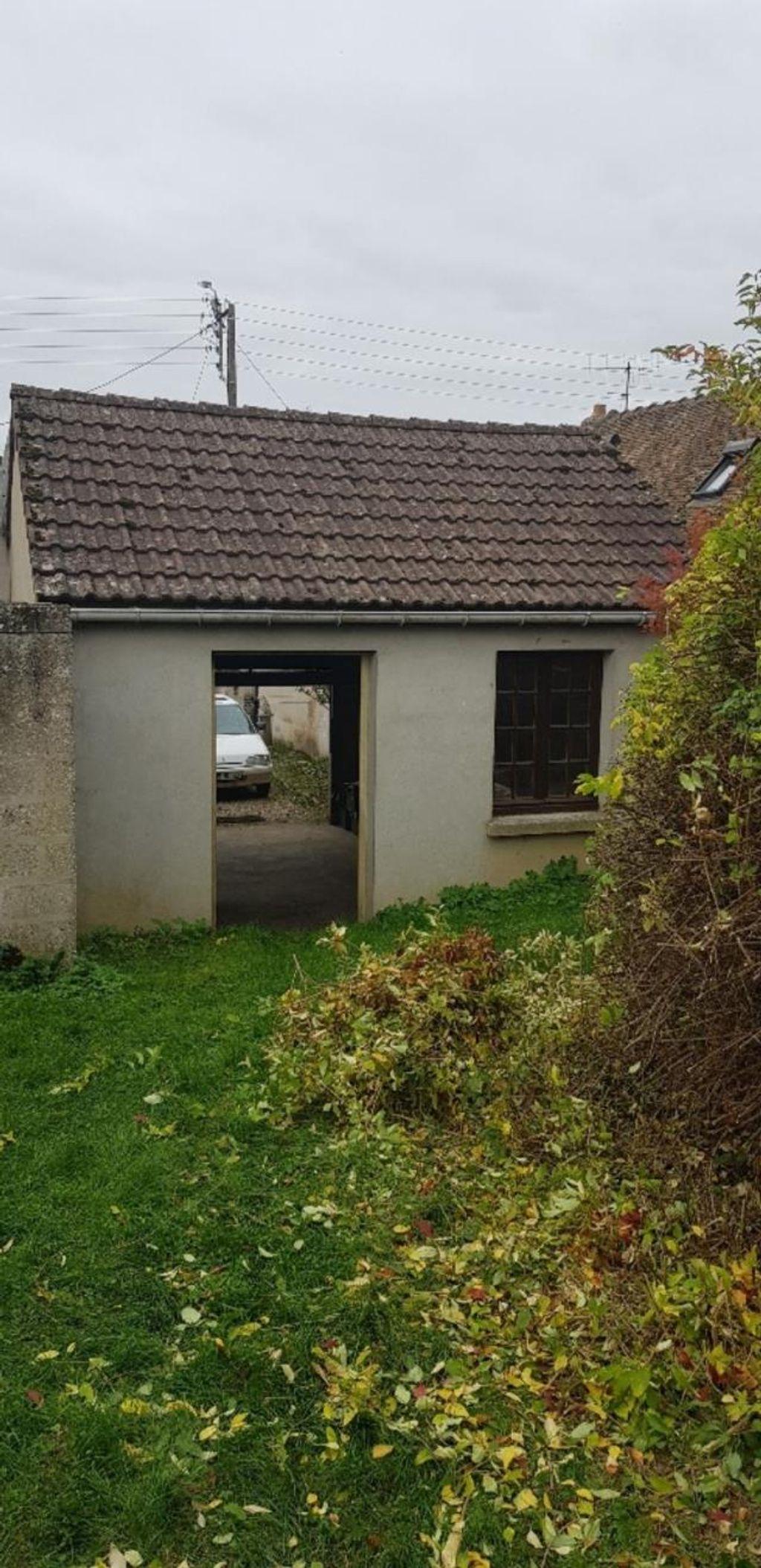Achat maison 3chambres 80m² - Villeneuve-la-Guyard