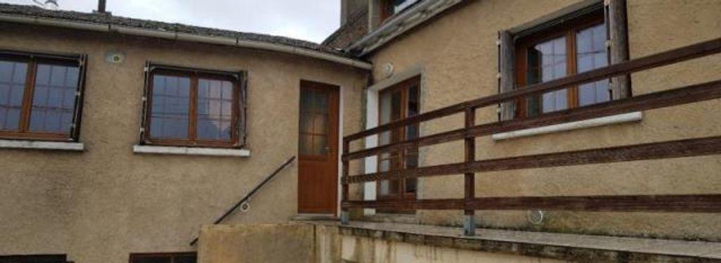 Achat maison 3chambres 110m² - Villeneuve-la-Guyard