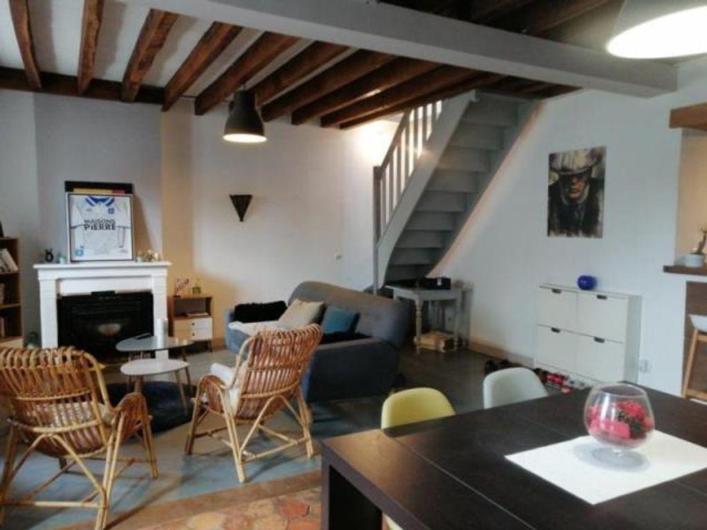Achat maison 2chambres 83m² - Villeneuve-la-Guyard