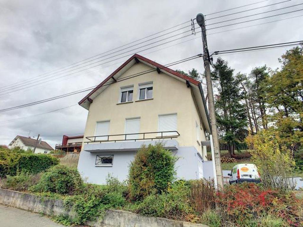 Achat maison 5chambres 165m² - Montbéliard