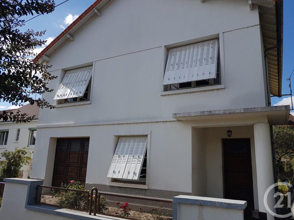 Achat maison 4chambres 99m² - Montluçon