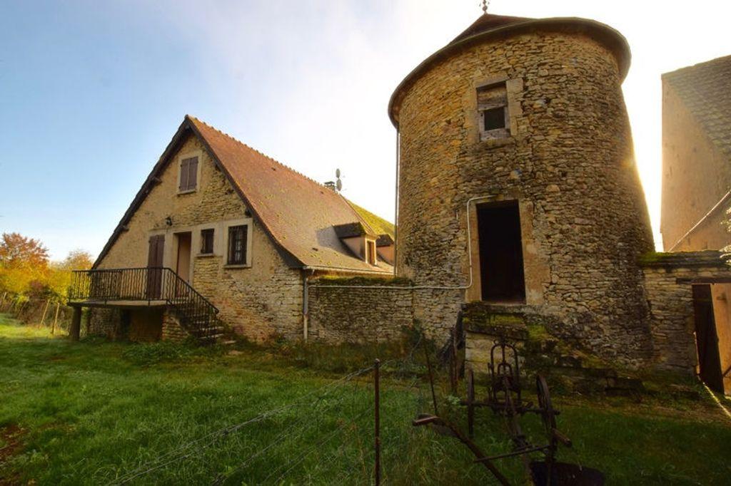 Achat maison 2chambres 96m² - Vézelay