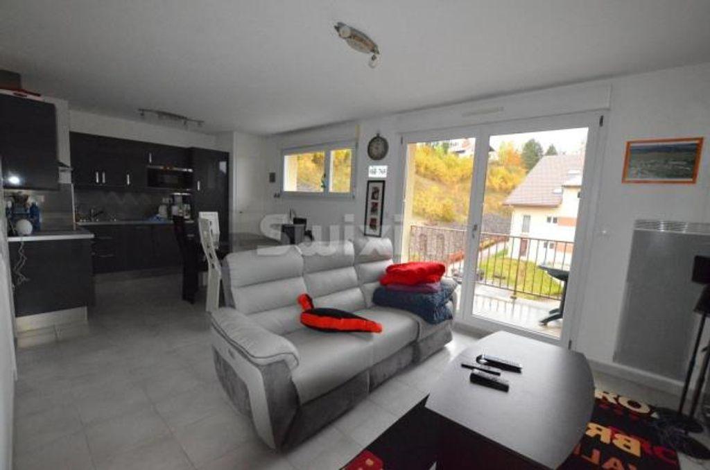 Achat appartement 2pièces 41m² - Métabief