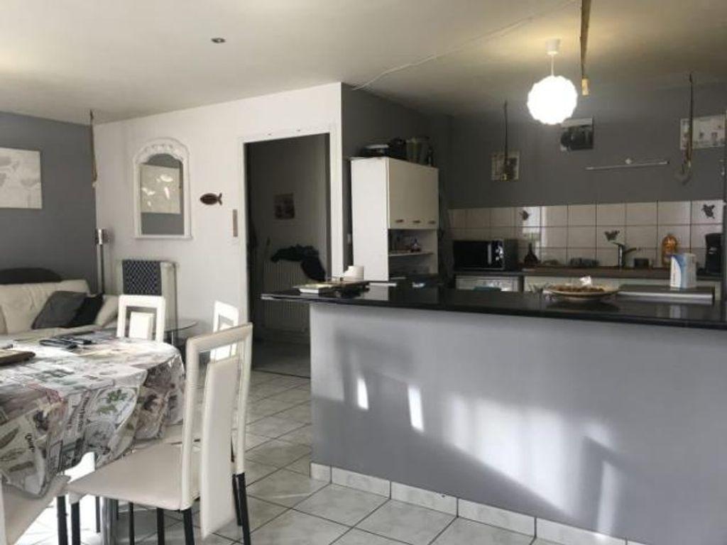 Achat appartement 4pièces 83m² - Vercel-Villedieu-le-Camp