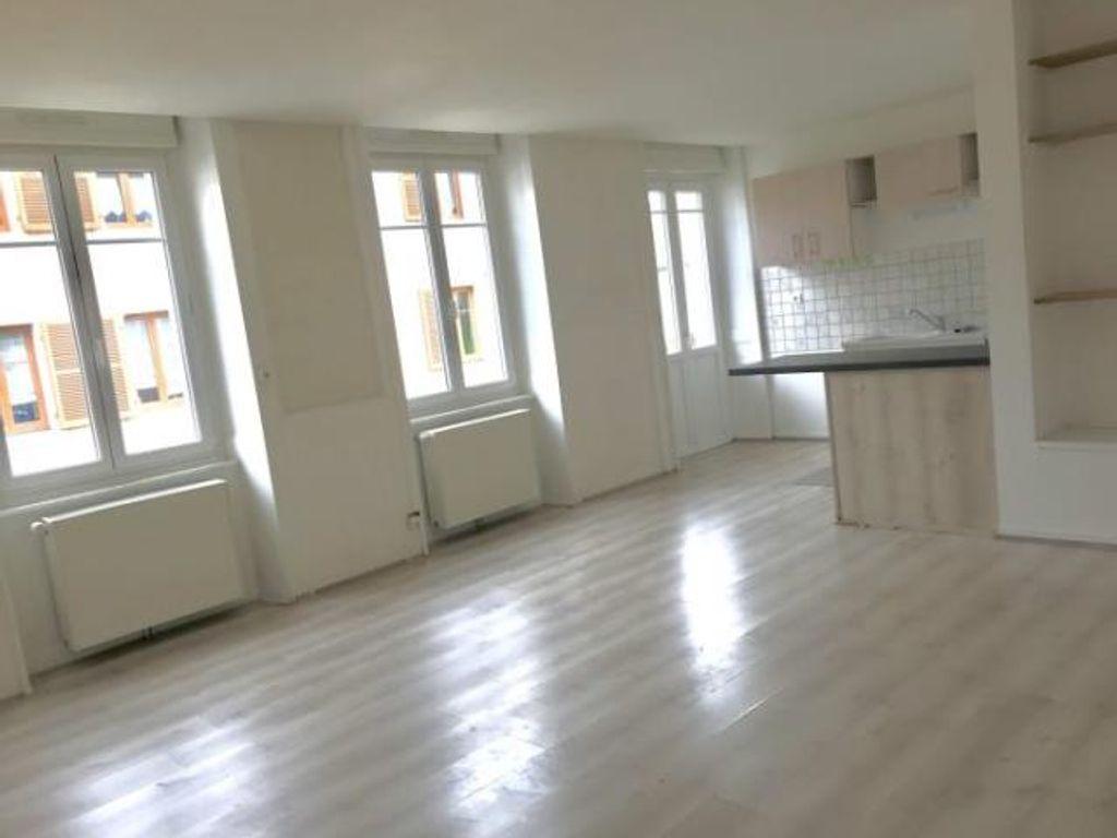 Achat appartement 3pièces 55m² - Morteau