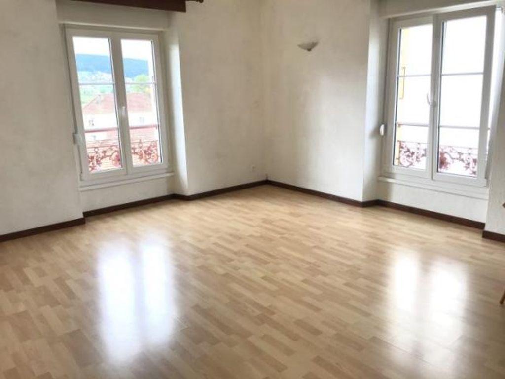 Achat appartement 4pièces 81m² - Morteau