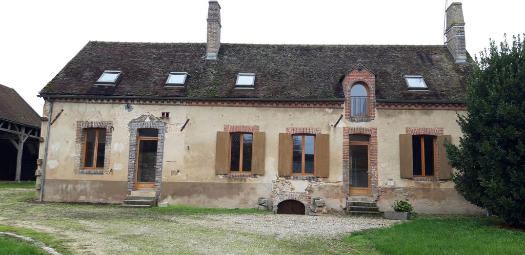 Achat maison 3chambres 135m² - Lailly
