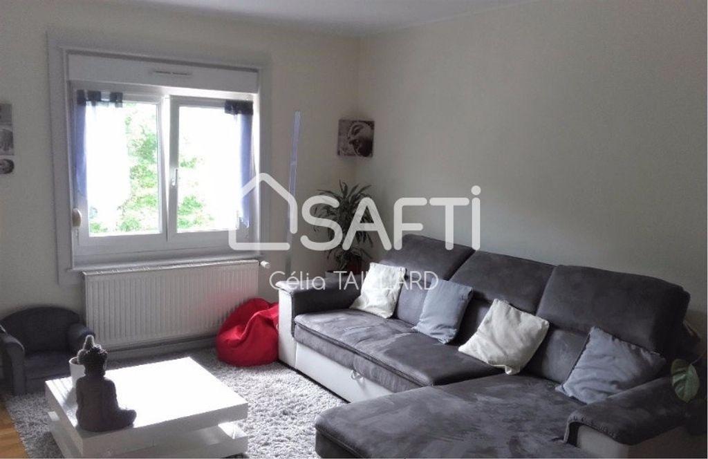 Achat appartement 3pièces 83m² - Villers-le-Lac