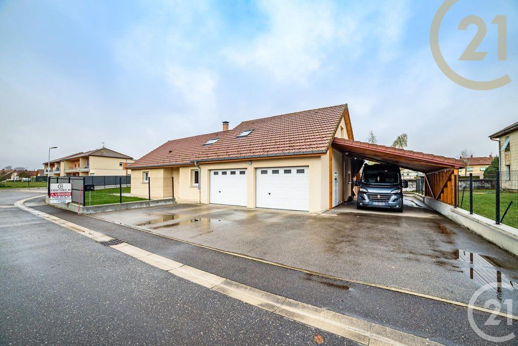 Achat maison 3chambres 135m² - Levier