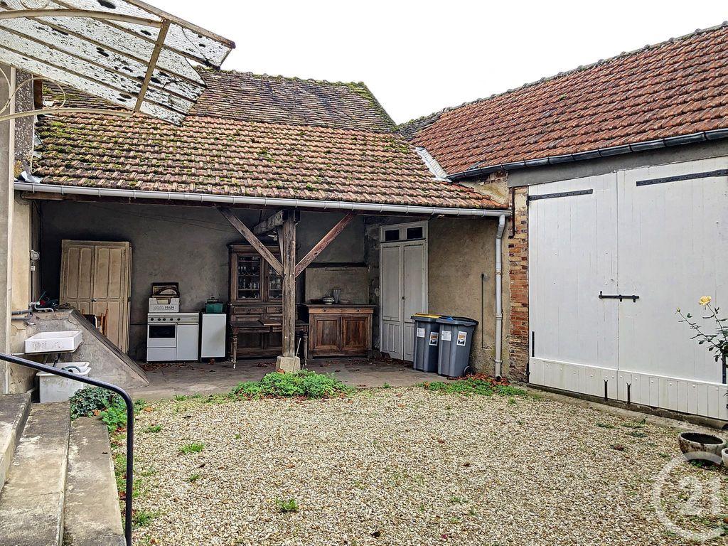 Achat maison 3chambres 85m² - Villeblevin