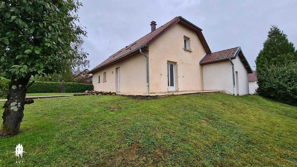 Achat maison 4chambres 190m² - Besançon