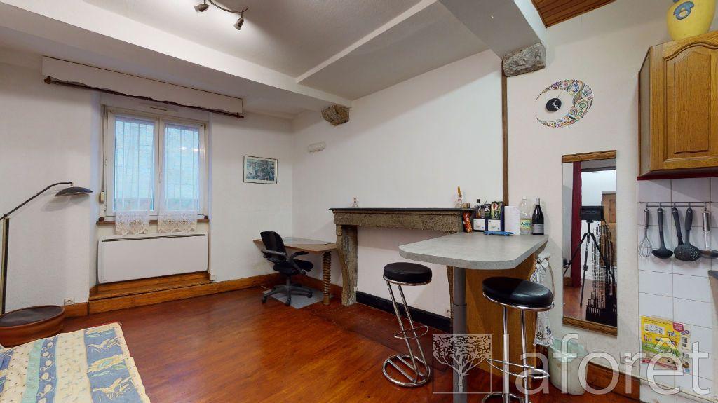 Achat appartement 2pièces 36m² - Besançon