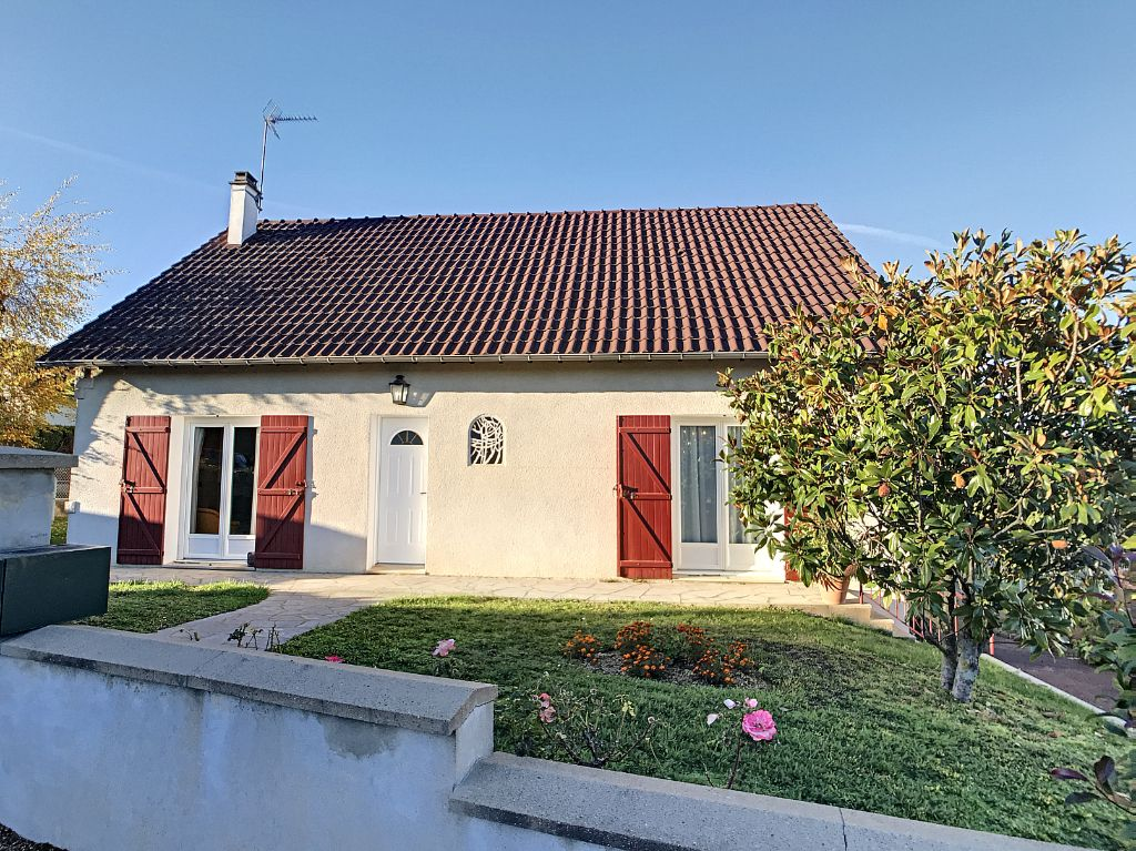 Achat maison 3chambres 130m² - Auxerre