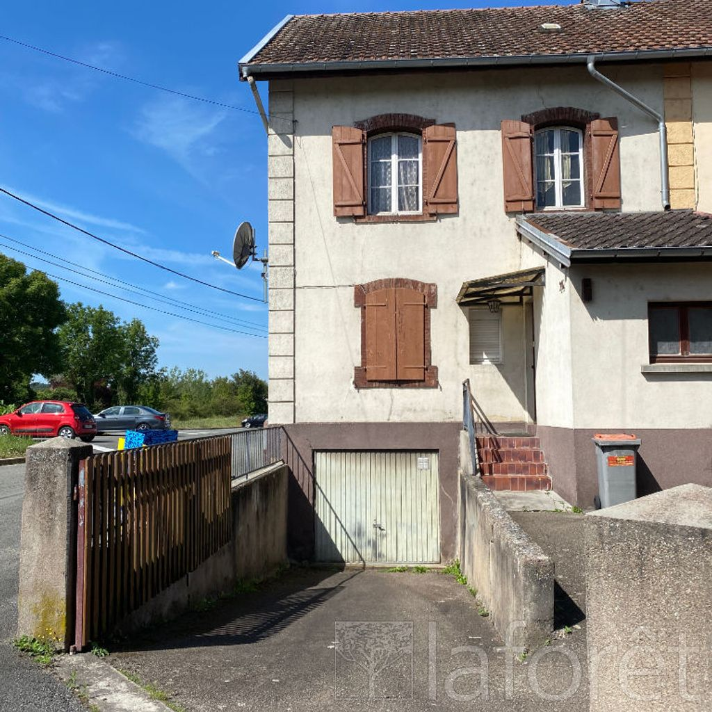 Achat maison 2chambres 68m² - Audincourt