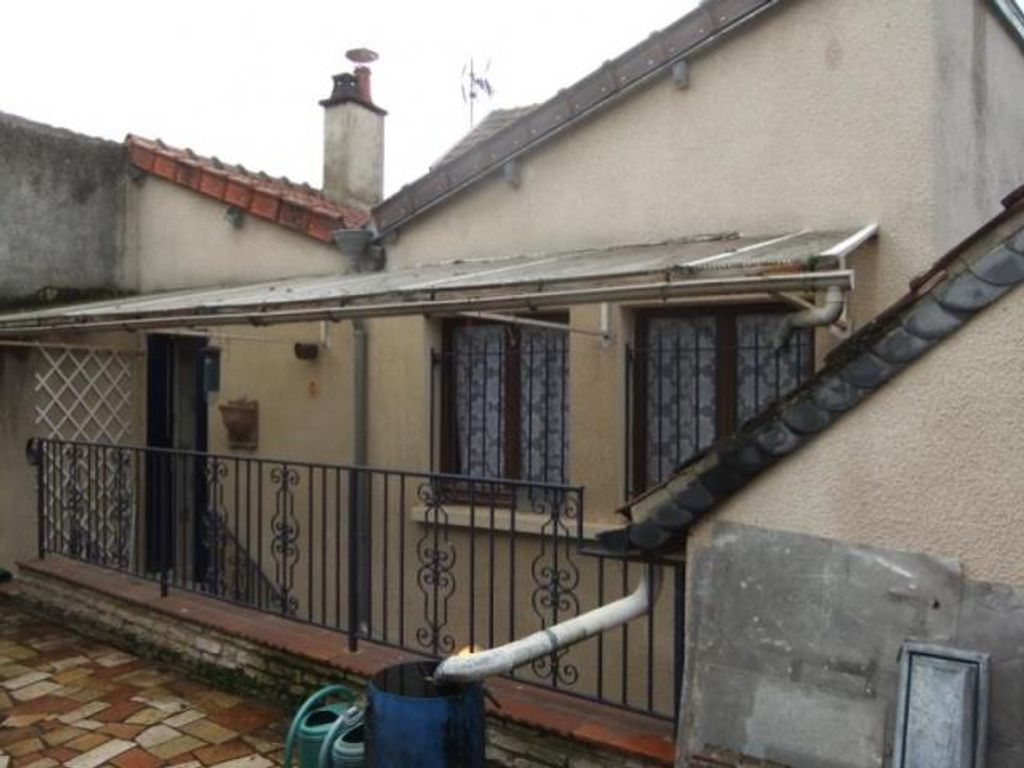 Achat maison 2chambres 99m² - Saint-Sauveur-en-Puisaye