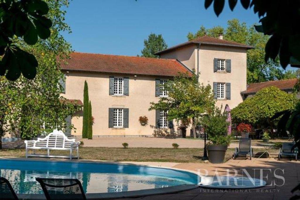 Achat maison 5chambres 475m² - Bouligneux