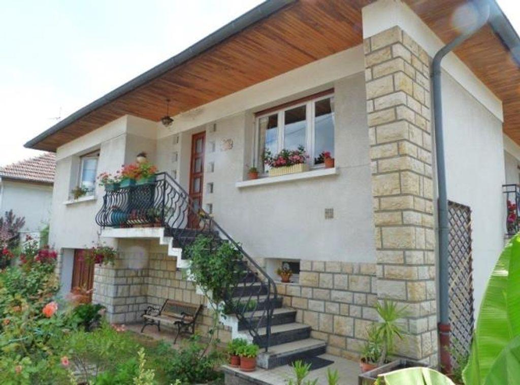 Achat maison 4chambres 126m² - Bellerive-sur-Allier