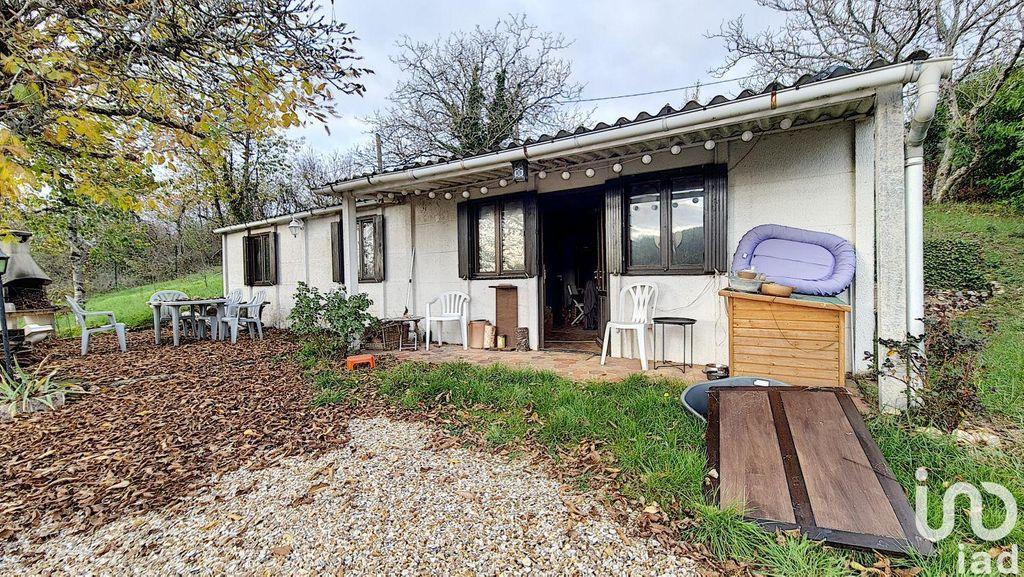 Achat maison 2chambres 47m² - Villeneuve-sur-Yonne