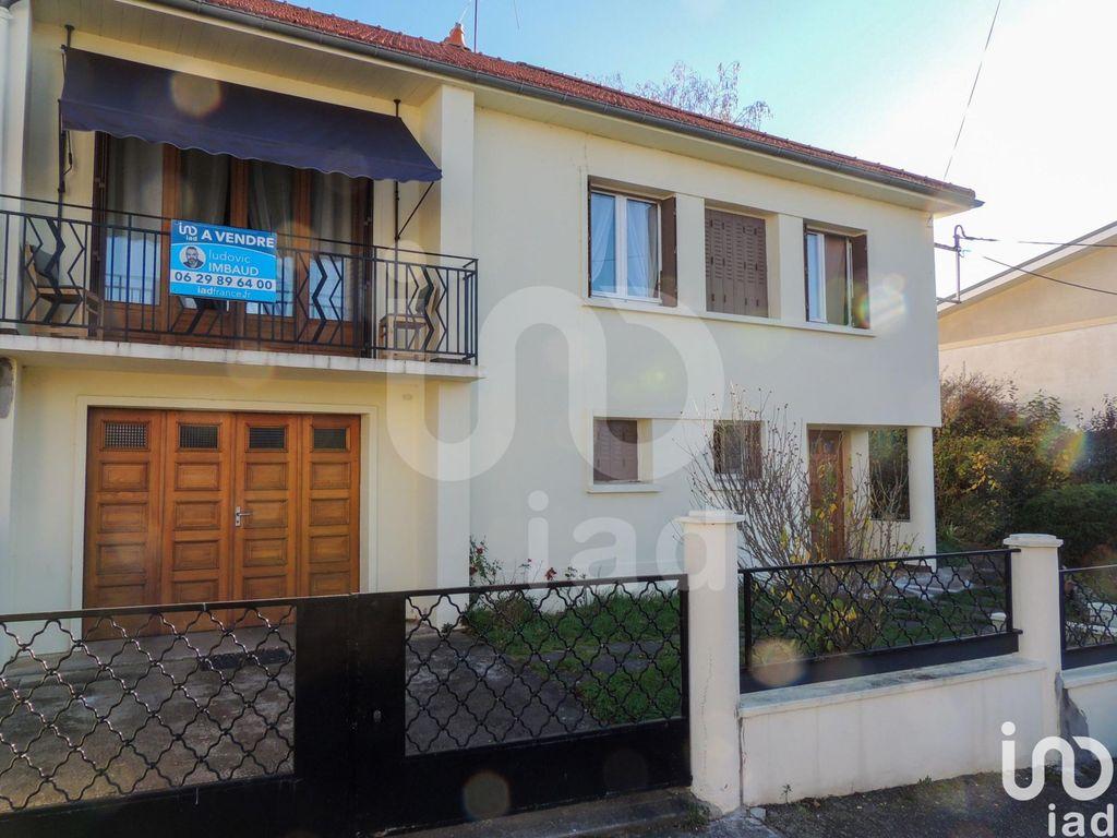 Achat maison 3chambres 122m² - Montluçon