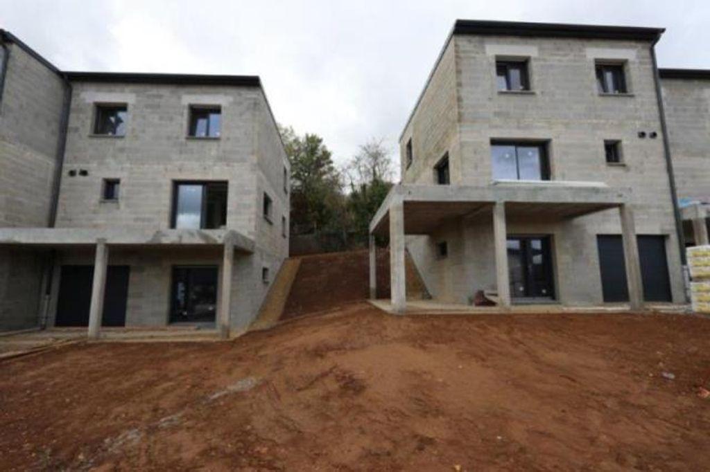 Achat maison 4chambres 126m² - Besançon