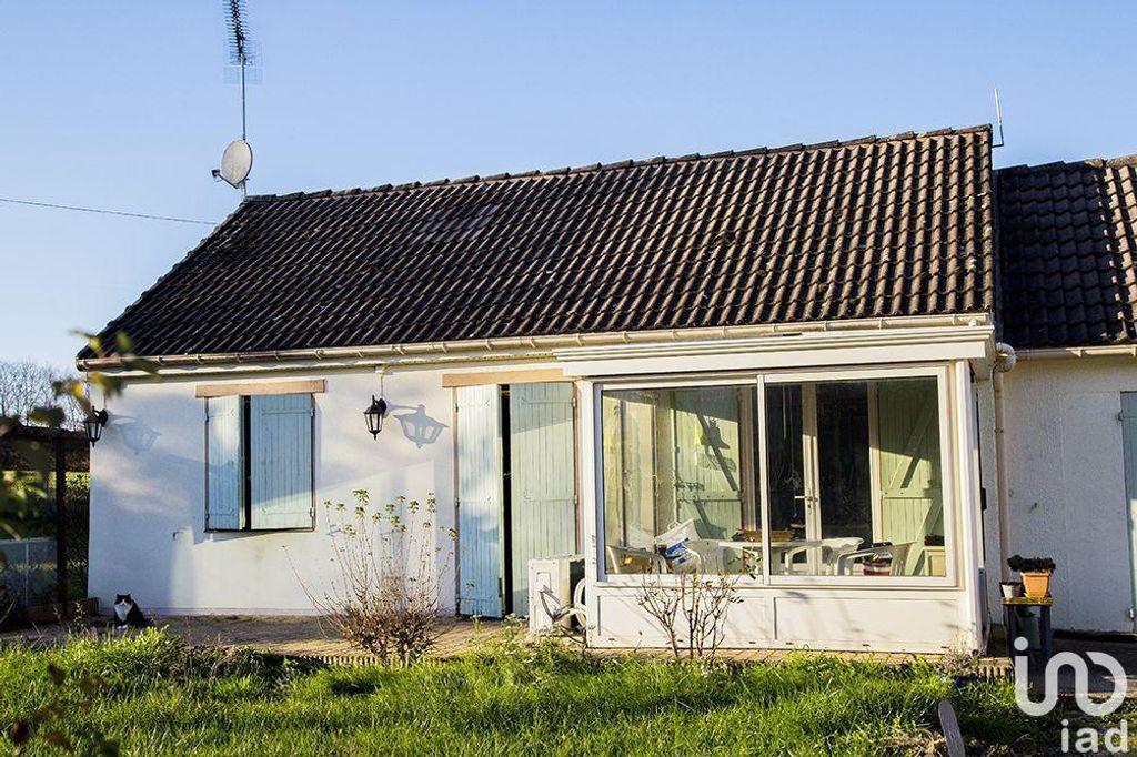 Achat maison 2chambres 66m² - Mézilles