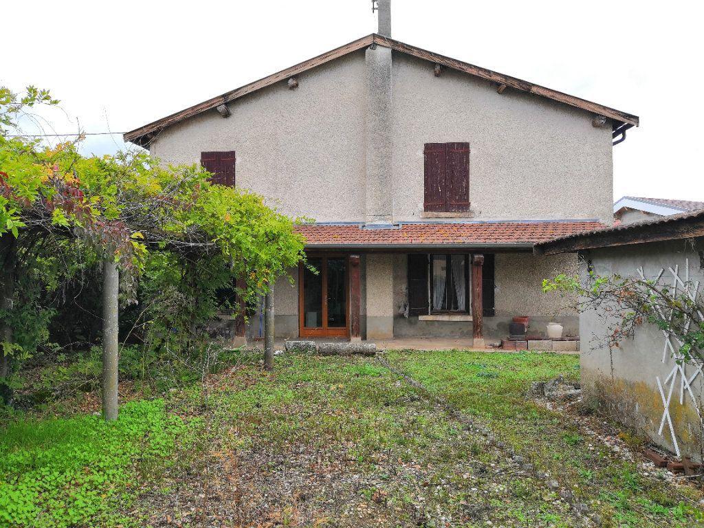 Achat maison 5chambres 158m² - Béligneux