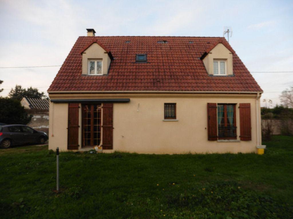 Achat maison 6chambres 120m² - Saint-Denis-lès-Sens