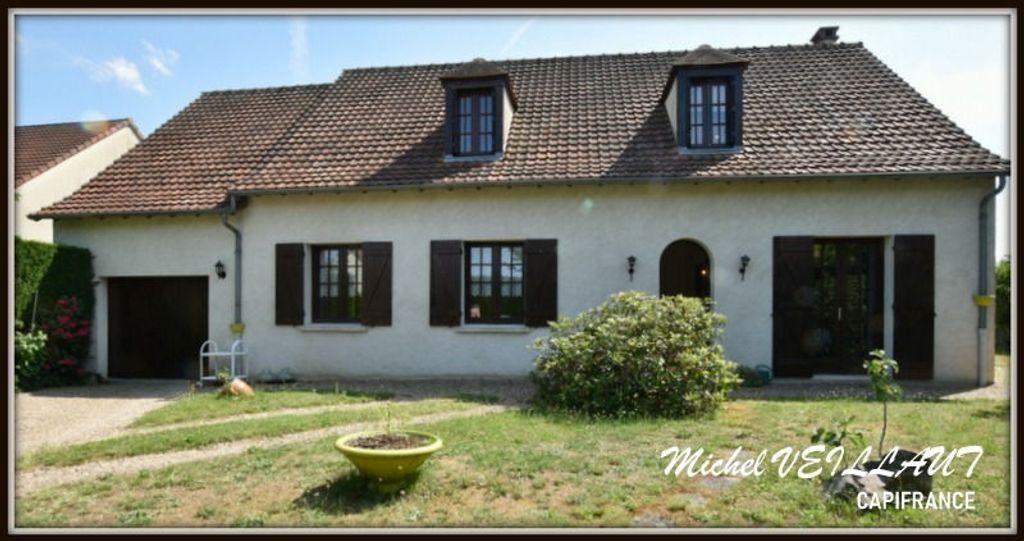 Achat maison 2chambres 130m² - Yzeure