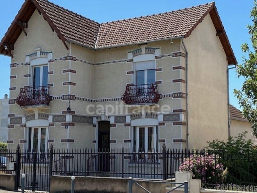 Achat maison 5chambres 153m² - Migennes