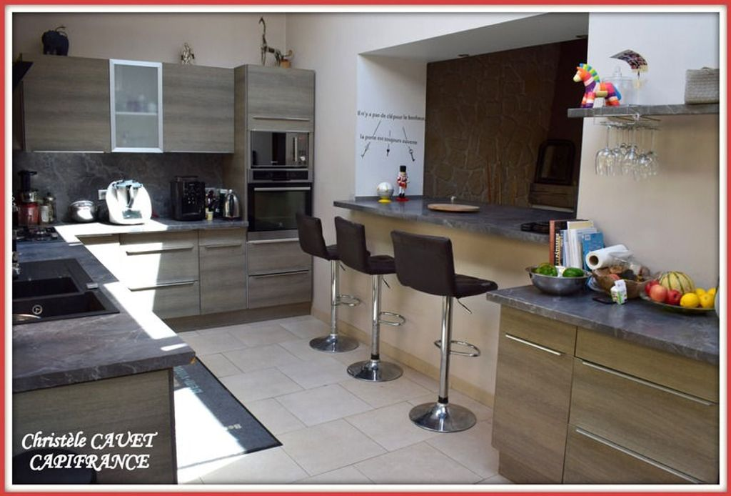 Achat maison 4chambres 220m² - Saint-Martin-du-Tertre