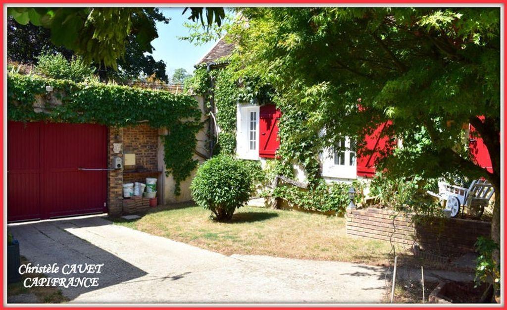 Achat maison 4chambres 200m² - Les Vallées-de-la-Vanne