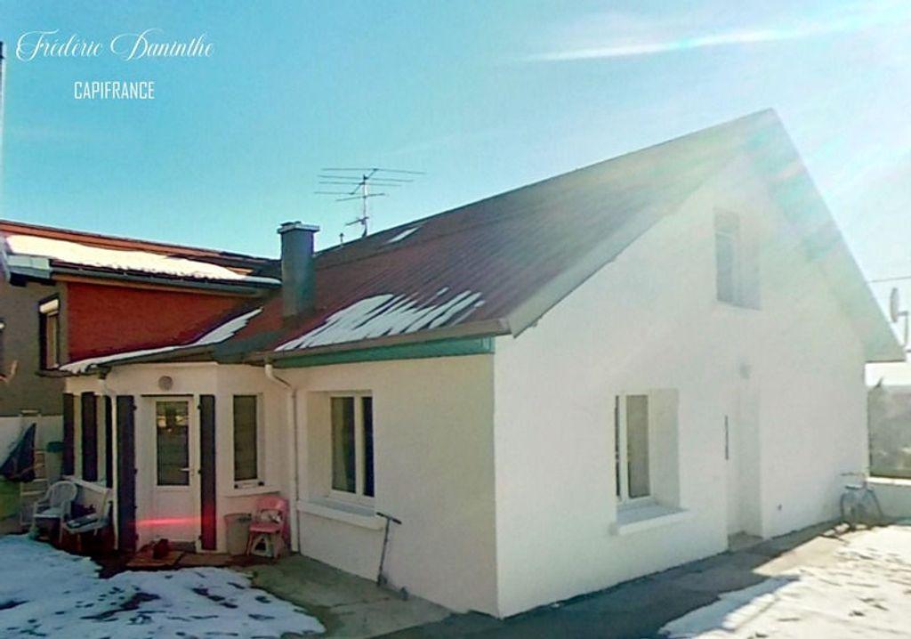 Achat maison 4chambres 152m² - Pontarlier