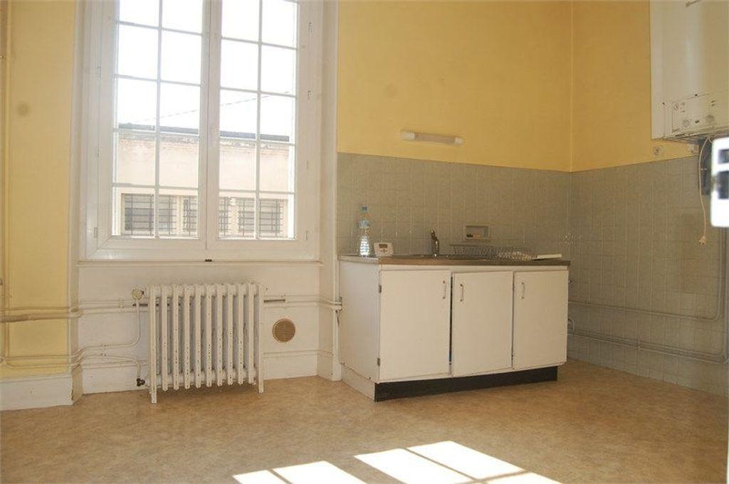Achat appartement 5 pièce(s) Montluçon