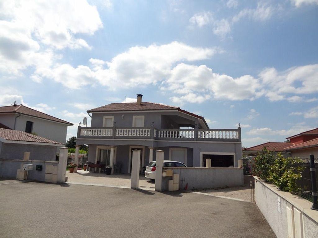 Achat maison 4chambres 118m² - Bourg-en-Bresse