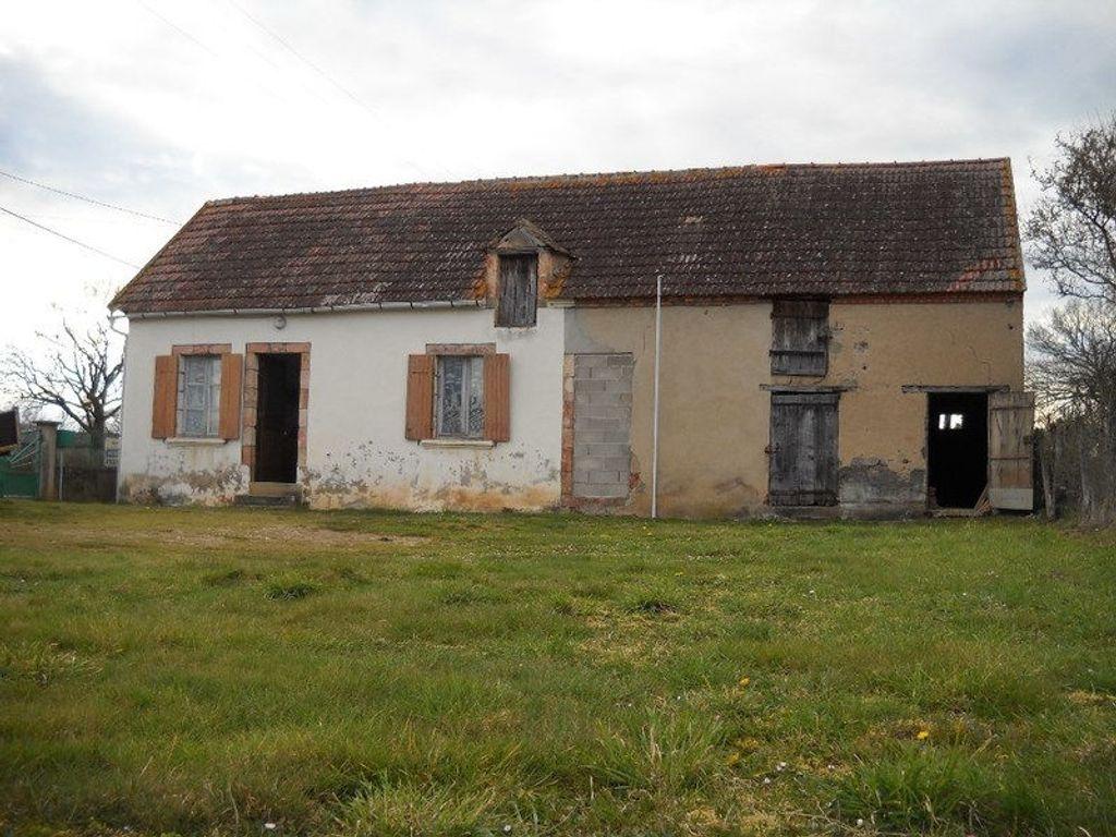 Achat maison 1 chambre(s) - Chazemais