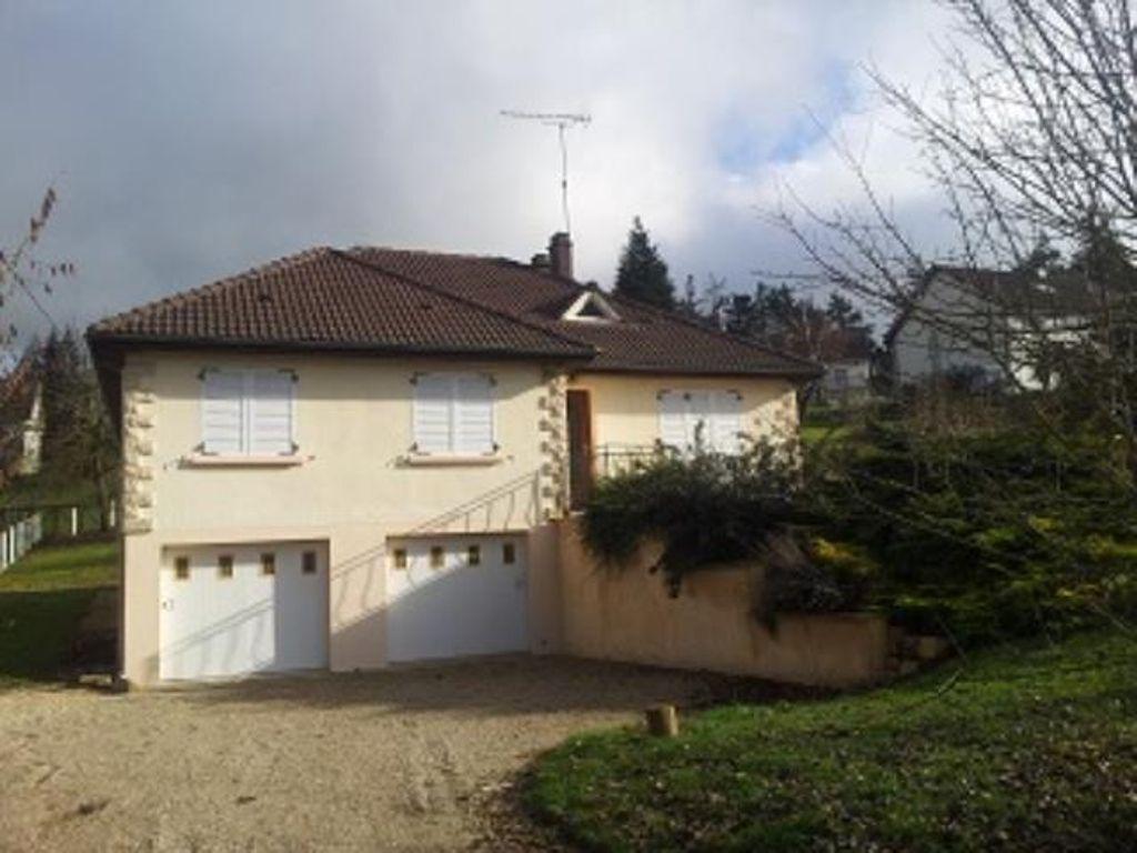 Achat maison 3chambres 111m² - Villevallier