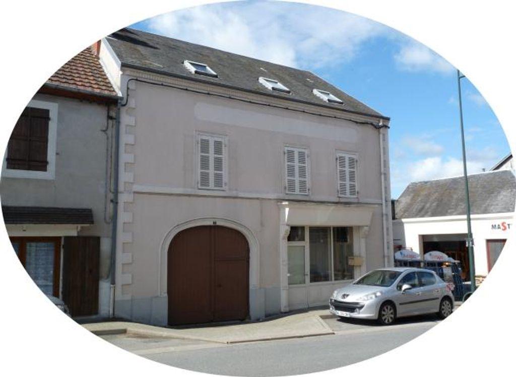 Achat maison 7chambres 210m² - Marcillat-en-Combraille
