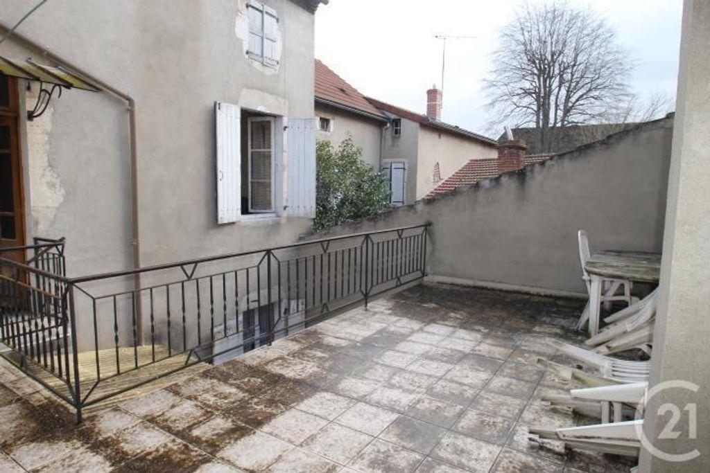 Achat maison 3chambres 130m² - Ébreuil