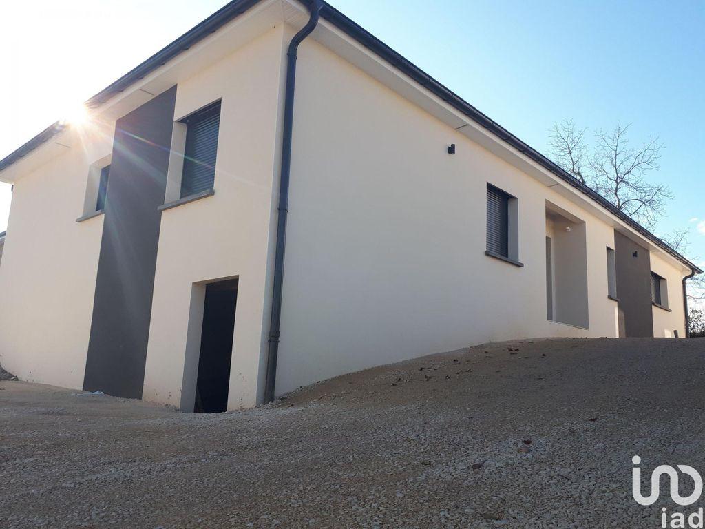 Achat maison 4chambres 140m² - Bourg-en-Bresse