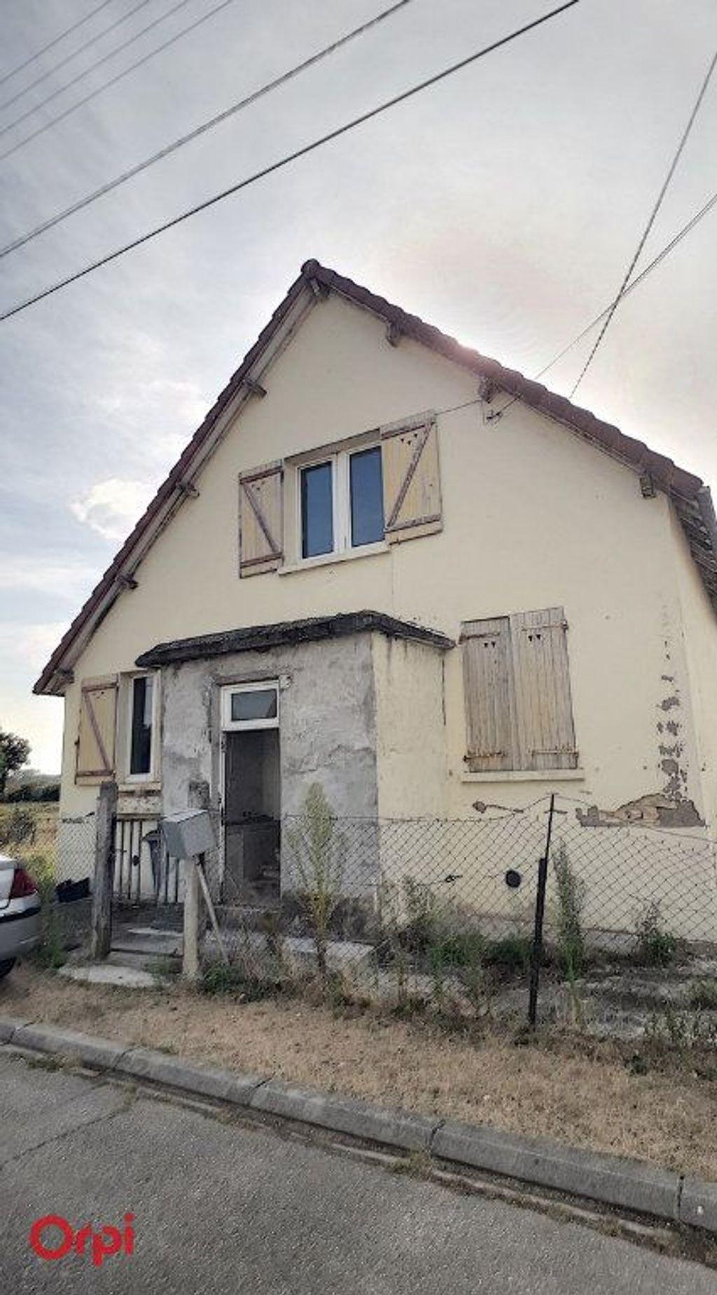 Achat maison 5 chambre(s) - Villefranche-d'Allier