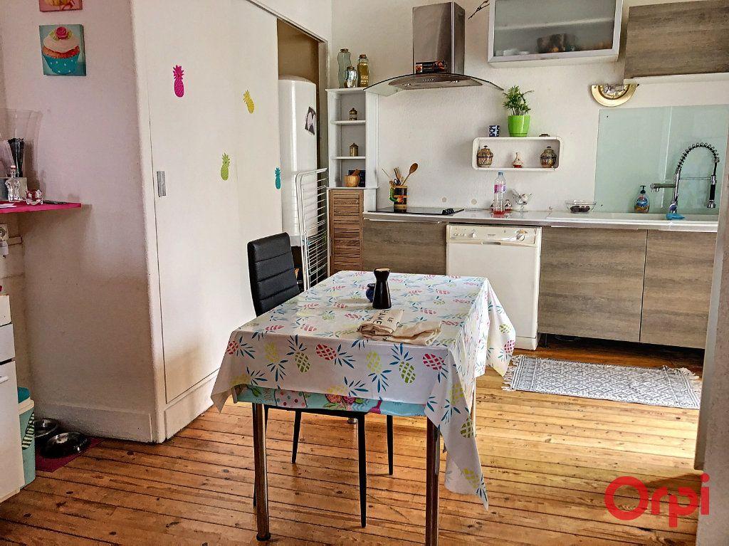 Achat appartement 5pièces 80m² - Montluçon