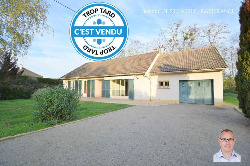 Achat maison 2chambres 102m² - Venoy
