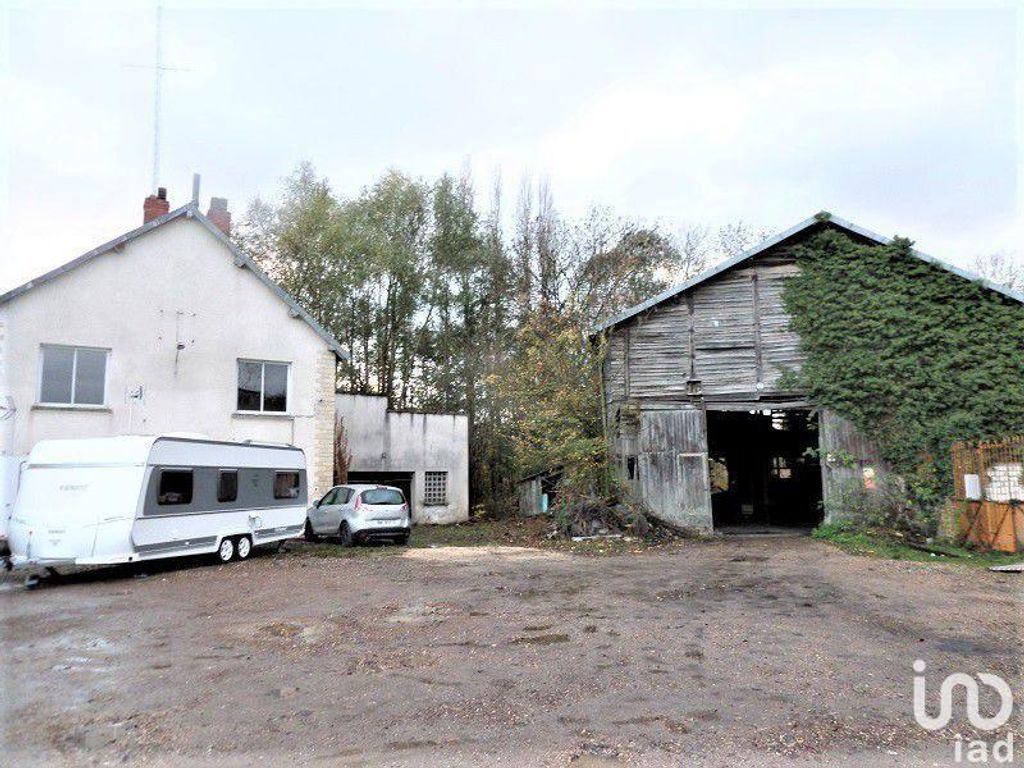 Achat maison 3chambres 130m² - Joigny