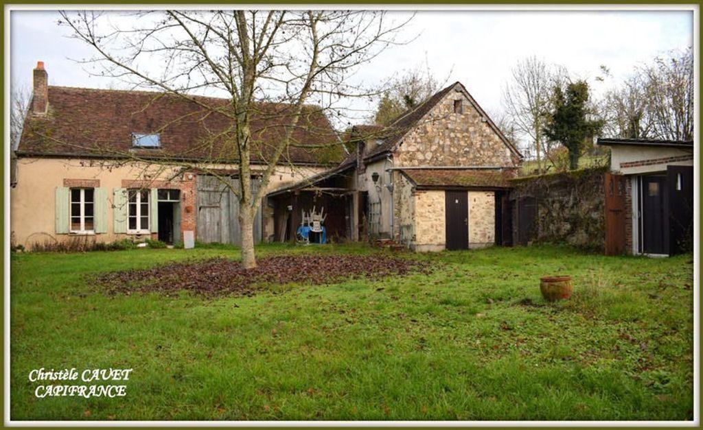 Achat maison 3chambres 95m² - Villeneuve-l'Archevêque