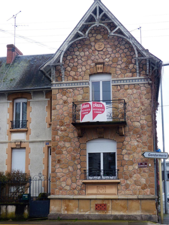 Achat maison 3chambres 93m² - Montluçon