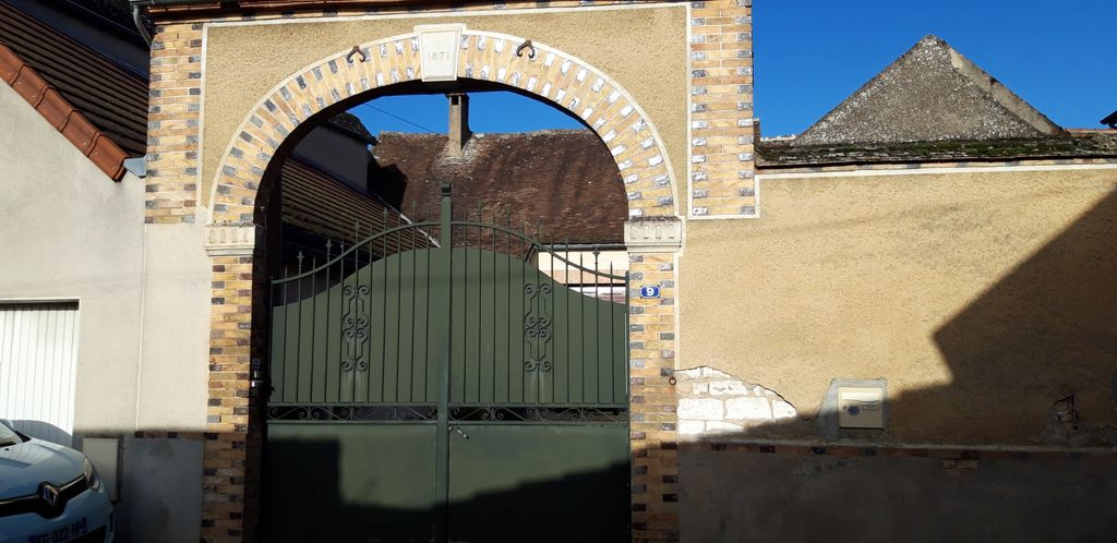 Achat maison 3chambres 104m² - Michery