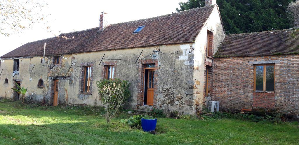 Achat maison 1chambre 113m² - Thorigny-sur-Oreuse