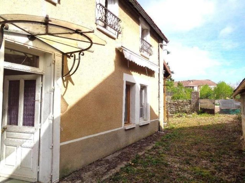 Achat maison 3chambres 110m² - Mailly-le-Château